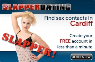 Find sex contacts in Cardiff! Join now!