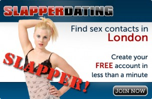 Find sex contacts in London! Join now!